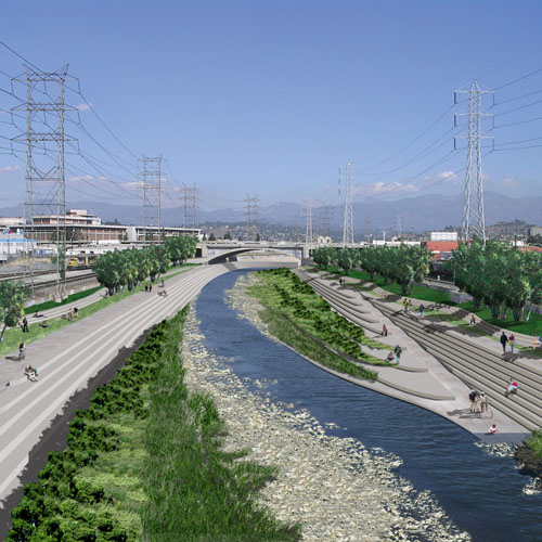 Los Angeles River Revitalization Master Plan