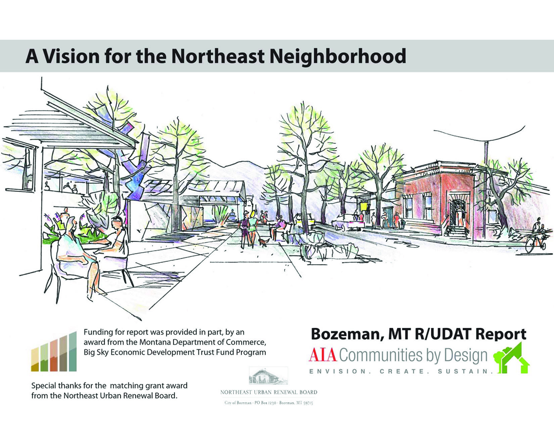Kush Parekh, Studio-MLA Senior Associate, Works with Regional/Urban Design Assistance in Bozeman, Montana