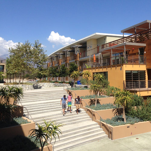 Pitzer College Student Housing Phase II