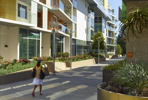 Santa Monica Village